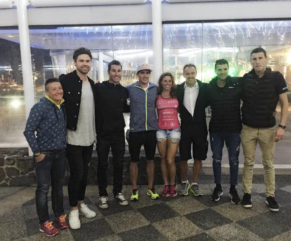 CRONICA 1Sept16 : A tan sólo 3 días del Mundial Ironman 70.3